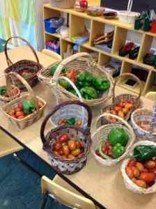 Kinderarten harvest