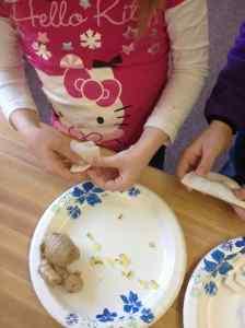 sealing dumplings 2