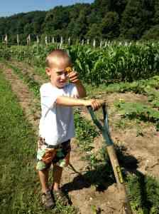 preschool digger