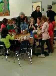 group kale effort