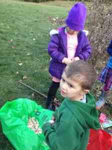 Sabin separating cloves