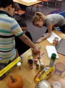 checking measurements