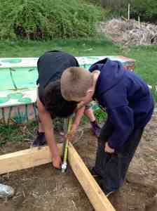 hoop house measurement