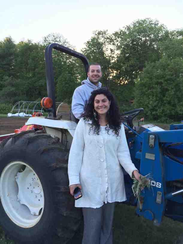 Mike and Bianca Zaransky